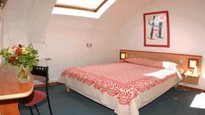 Chambre Hôtel Hospitel Hotel Dieu Paris
