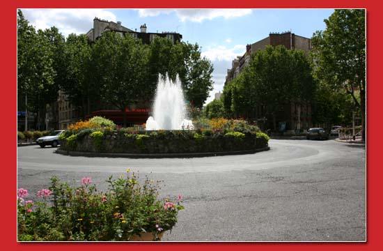 Jardin Hôtel Résidence Montrouge