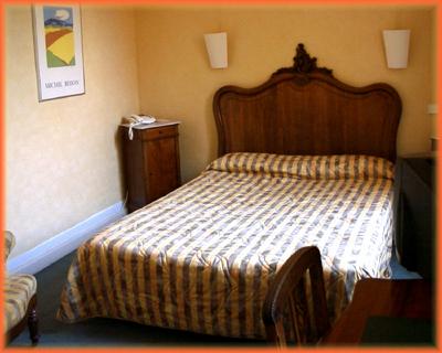 Chambre Hôtel Morand Lyon 06