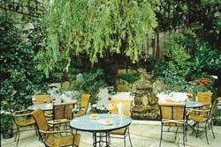 Jardin Hôtel Garden Elysée Paris