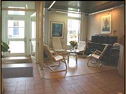 Réception Hôtel Terminus Asnières