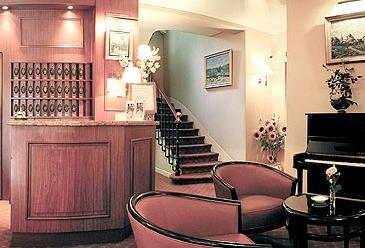 Réception Hôtel Vivaldi Puteaux