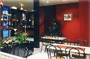 Salon Hôtel Olympique Lyon 06