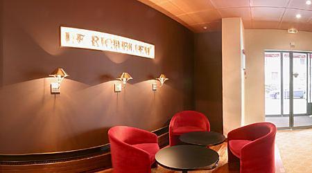 Réception Hôtel Richelieu Lyon 06
