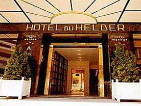 Entrée Hôtel Helder Lyon 07
