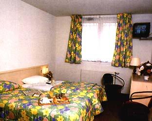 Chambre Hotel Le Lumière Lyon 08