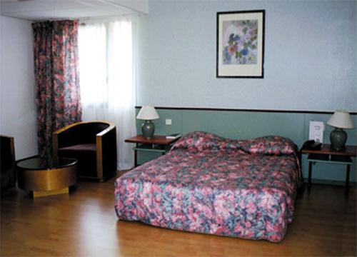 Chambre Hotel Saphir Lyon 09