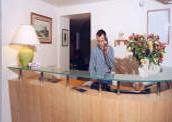 Réception Hotel La Brêche Du Bois Clamart