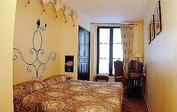 Chambre Hôtel Castex Paris