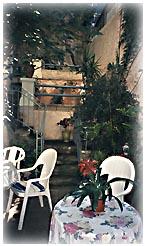 Jardin Azur Hôtel Marseille 01