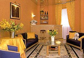 Salon La Champagne Hôtel Levallois Perret