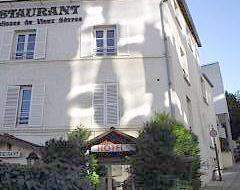 Entrée Hotel Les Coulisses du Vieux Sèvres