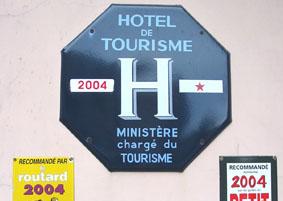 Façade Musset Hôtel Malakoff