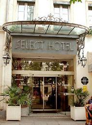 Select Hôtel Paris