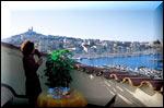 Vue Hôtel Hermes Marseille 02