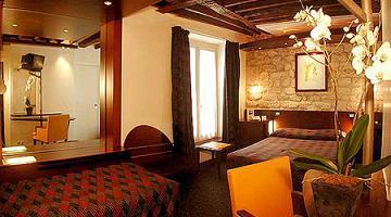 Chambre Select Hôtel Paris