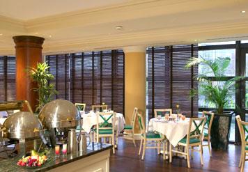 Restaurant  Hôtel Renaissance Paris la Défense