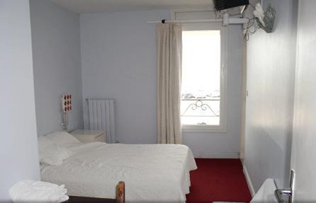 Chambre Hotel restaurant Mistral Marseille 08