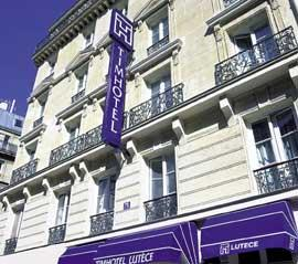 Timhotel Quartier Latin Paris