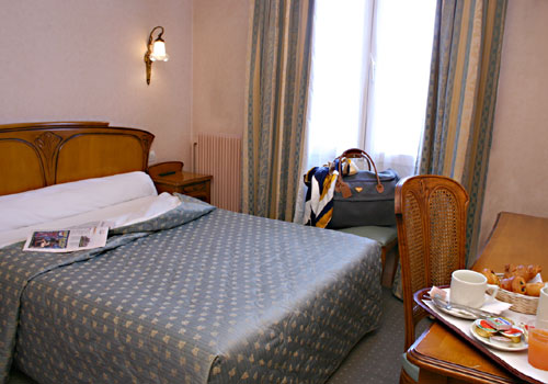 Chambre Select Hôtel Boulogne Billancourt