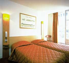 Chambre Timhotel Quartier Latin Paris