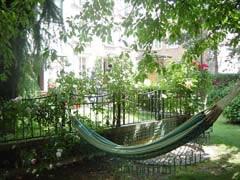 Jardin Villa Escudier Boulogne Billancourt