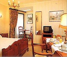 Chambre Villa Henri IV Saint Cloud