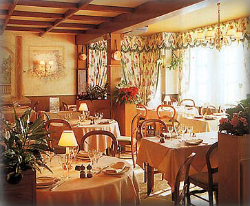 Restaurant Villa Henri IV Saint Cloud