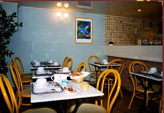 Petit déjeuner Acropolis Hôtel Boulogne Billancourt