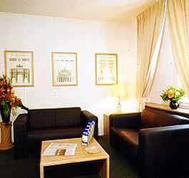 salon Timhotel Quartier Latin Paris