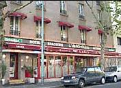 Entrée Aero Hôtel Issy les Moulineaux