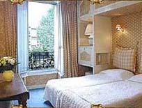 Chambre Best Western Hôtel George Sand