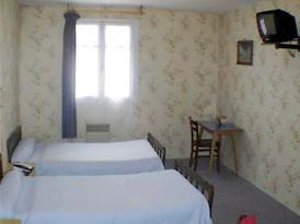 Chambre Hôtel Vincenette Lourdes