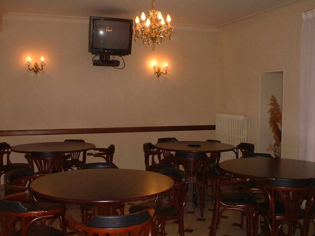 Salon Hôtel Normandie Lourdes