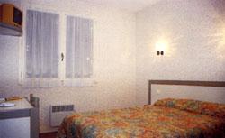 Chambre Hôtel du Monge Lourdes