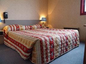 Chambre Comfort Inn Gennevilliers