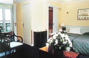 Chambre Best Western Hôtel Atrium Suresnes