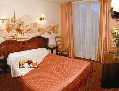 Chambre Familia Hôtel Paris