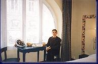 Chambre Hôtel Bristol Bordeaux
