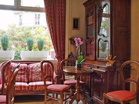 Salon Familia Hôtel Paris