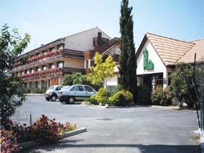 Vue extérieure Hôtel Campanile Nanterre