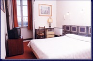 Chambre Hôtel Clémenceau Bordeaux