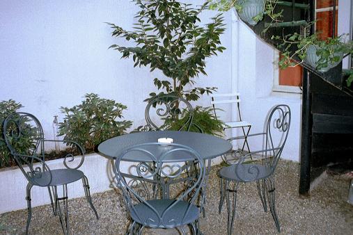 Jardin Hotel Ariane Bordeaux