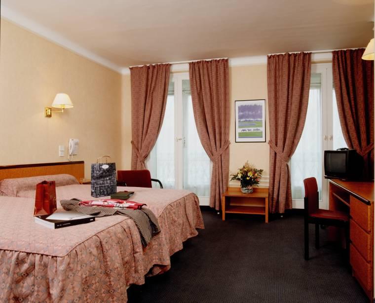 Chambre Hôtel de Normandie Bordeaux