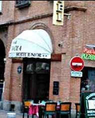Façade Junior Hôtel Toulouse