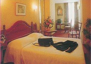 Chambre Grand Hôtel d'Orléans Toulouse