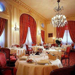 Restaurant Hôtel Raphael Paris
