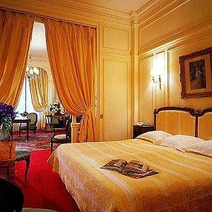 Chambre Hôtel Raphael Paris