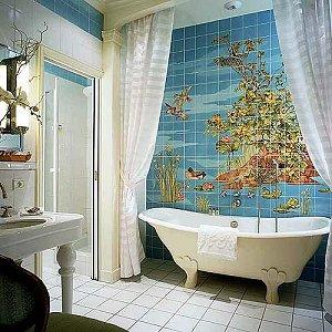 Salle de bain Hôtel Raphael Paris