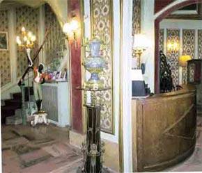 Réception Hôtel Chalgrin Paris